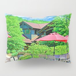 Spring Day In Virginia Pillow Sham