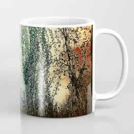 Autumn Poplars, Sunlight Dreaming About You Coffee Mug