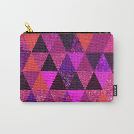 Abstract #831 Carry-All Pouch