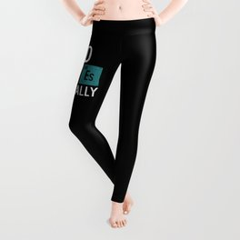 I Tell Dad Jokes Periodically - Father's Day Gift Leggings
