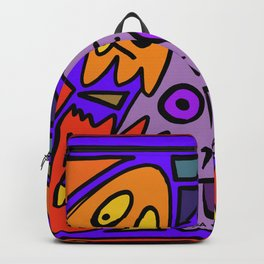 Ghost friends from AkA Corp Backpack