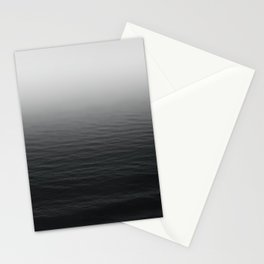 Deep Sea - Black and White Edition Stationery Cards