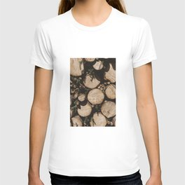 Stacked Logs T-shirt