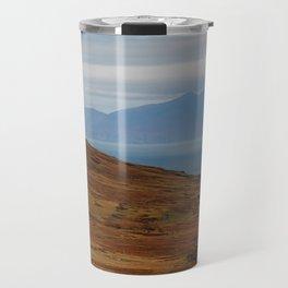 Scotland Argyll mountain landscape Travel Mug