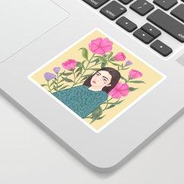 Leaves Sticker