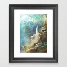 Glimpse of Heaven Framed Art Print