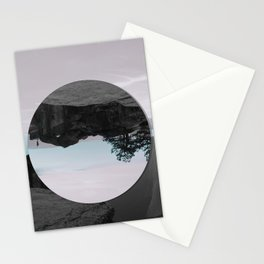 The Canyon Grey Style Stationery Cards