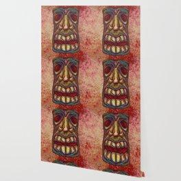 Red Eye Tiki Wallpaper