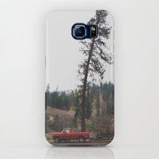 Tree Truck Galaxy S7 Slim Case