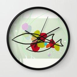 cool sketch 29 Wall Clock