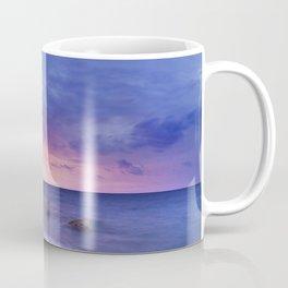 Ocean Beach Dusk Sunset Photography Coffee Mug