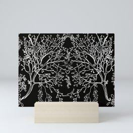 Midnight Serenade Mini Art Print