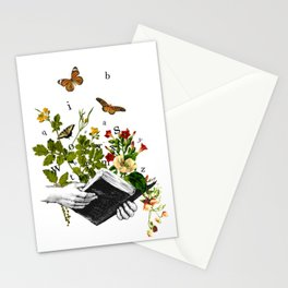 Look in a Book Stationery Cards