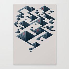 Pfffft Canvas Print