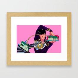 Josuke Framed Art Print