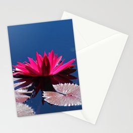 A Soldier in Solitude - horizontal Stationery Cards