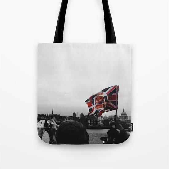 Jubilee Flag Tote Bag