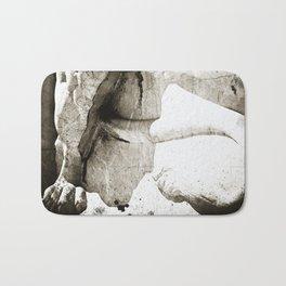 italy - rome - duotone_01 Bath Mat