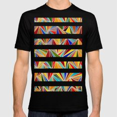 disorder  Black Mens Fitted Tee SMALL