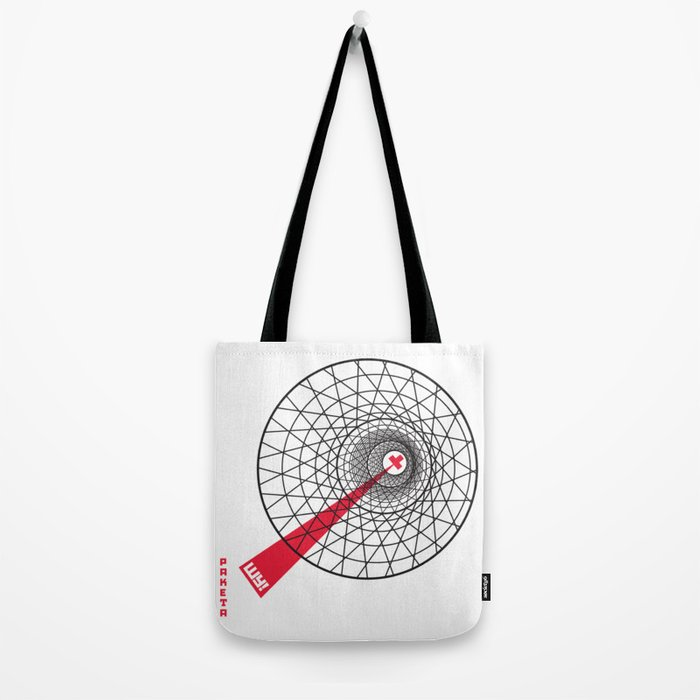 Shukhov Rocks Tote Bag