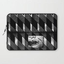 Building Face Laptop Sleeve