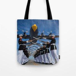 United States Marine Corps Tote Bag