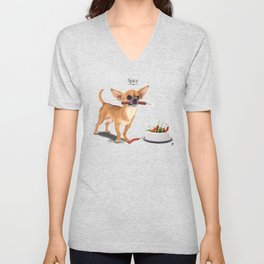 Spicy Unisex V-Neck