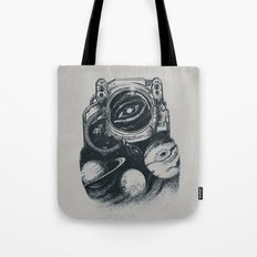 We are all made of stars Mark II Tote Bag