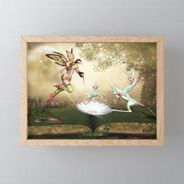 Fariytale Story Framed Mini Art Print