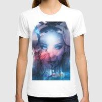 america T-shirts featuring America  by LC_Korim
