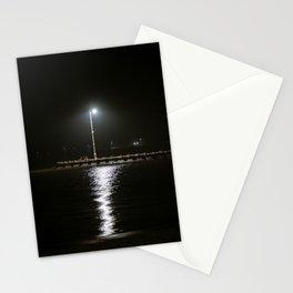 Lamp post light Palic Stationery Cards