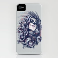 Coyolxauhqui iPhone (4, 4s) Slim Case