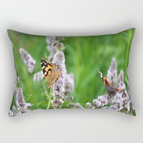 nature# Rectangular Pillow