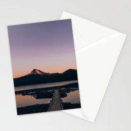 Oregon Lake Stationery Cards
