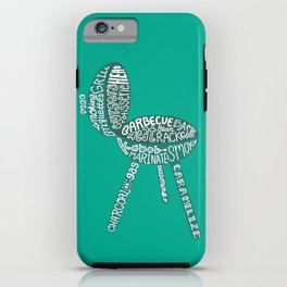 Grill iPhone Case
