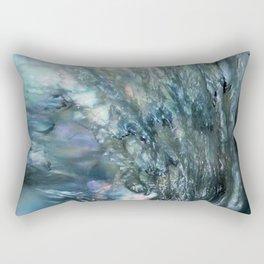 Sea Dog Abstract Rectangular Pillow