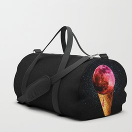 Lick my Moon Duffle Bag