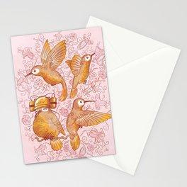 Hector The Lazy Hummingbird Stationery Cards