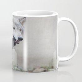 Submitting to the Alpha Coffee Mug