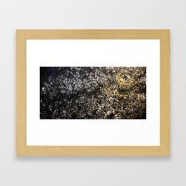 Life As An Open Wound Framed Art Print