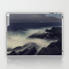 Moonlit Coastline Laptop & iPad Skin