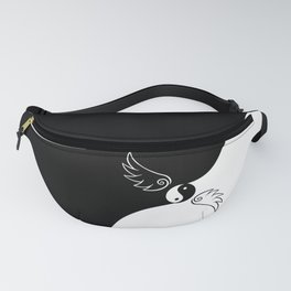 Wings of Balance Fanny Pack