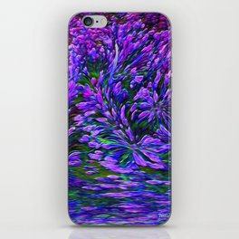 Flowers Are A Gift From God iPhone Skin