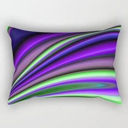 Abstract Fractal Colorways 01PL Rectangular Pillow