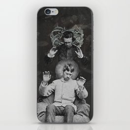 Worlds Hitherto Unseen iPhone Skin