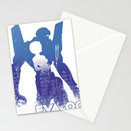 Rei Ayanami EVA 00 - Evangelion Stationery Cards