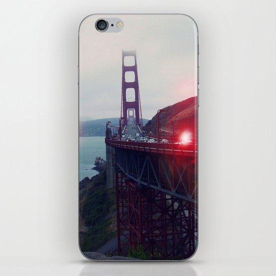 Frisco iPhone & iPod Skin