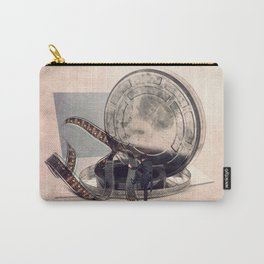 The film reel auditor Carry-All Pouch