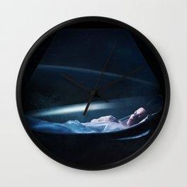 Ellen Ripley Alien fan art Wall Clock