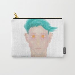 Demon eyes Carry-All Pouch